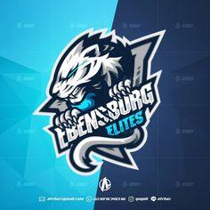 White Tiger E-sports mascot logo , Best game graphic design, Top gaming inspiration ideas by yugoii Logo Gaming, Ninja Logo, Make Your Own Logo, Tiger Logo, Game Logo Design, Esports Logo, Sports Team Logos, Mascot Design, Animal Logo