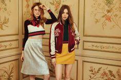 Forever 21 versão vintage. A marca de fast fashion apostou em referências dos anos 70 e 90 para a coleção pré-outono 2017 (Foto: Divulgação)