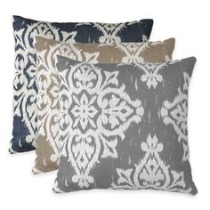 Bed Bath And Beyond Decorative Pillows Adorable Slatina Throw Pillow  Throw Pillows And Pillows Design Decoration