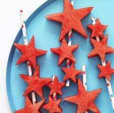 #Watermelon #Stars #FouthOfJuly