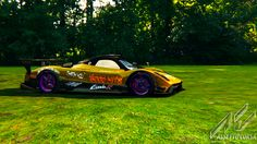 Gold 'Red Hot' Zonda 15000 HITS. There ya go!!