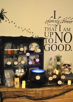 GREAT harry potter themed party