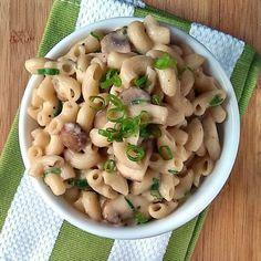 Wild Mushroom Macaroni and Cheese