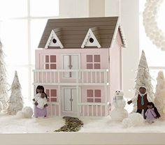 Grand Dollhouse   Pottery Barn Kids