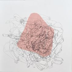Moisés Mahiques uses drawings to expand and question the value system of the contemporary individual, exploring the expressive possibilities of the line as well its figurative.