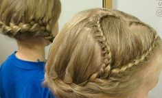 Finnish dad learnt to do difficult braids - and the results are awesome!