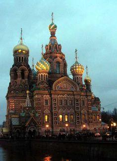 Saint Petersburg, Russia~ The Hermitage...