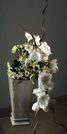 france flower arrangements | french style flower arrangements