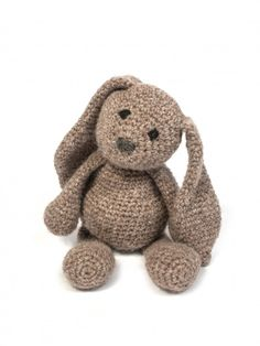 Mesmerizing Crochet an Amigurumi Rabbit Ideas. Lovely Crochet an Amigurumi Rabbit Ideas. Bunny Crochet, Crochet Mignon, Easter Crochet, Crochet Patterns Amigurumi, Love Crochet, Crochet Animals, Crochet Crafts, Crochet Dolls, Knitting Patterns