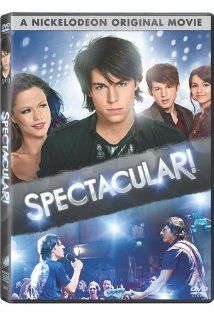 """Spectacular! (2009) - When bad boy Nikko (Nolan Gerard Funk) gets dumped by his band, he finds the path to stardom can take some unexpected twists. Enter Courtney (Tammin Sursok), a show choir girl in need of a new star front man to help her group """"bring it"""" and snag the national championship away from her arch rival Tammi (Victoria Justice). When this unlikely duo gets together, it's a rock explosion that lights up the stage in a way you've never experienced before."""