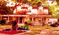 The Gilmore Girl house is one of my favorites.