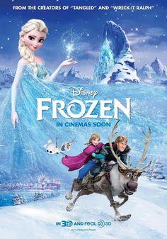 Disney's Frozen-Great movie!!!!