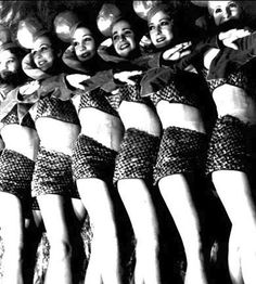 The Rockettes <3 1930's