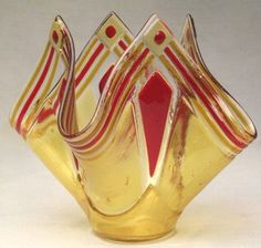 Fused glass by Veronica Wilson of Frog Valley Artisans.  I took her workshop on 8/4/12.