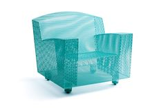 This chair would be so cool around the pool!