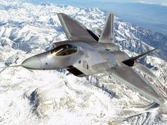 F-22's...there was a time when I wanted to join the Air Force...