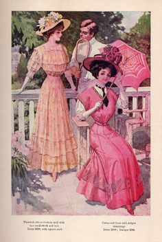 May 1908 The Delineator | by vintagestitches