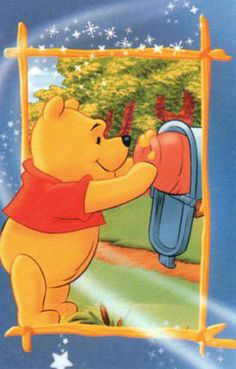 Winnie the pooh is my favorite Disney character of all time