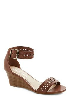Natural Talent Wedge, #ModCloth