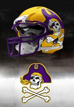 ecu yellow 3 #ecu #pirates #nike #eastcarolina