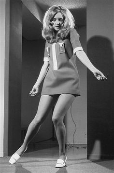 1960s mini dresses -