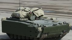 Kurganets-25 infantry combat vehicle (image from http://mil.ru)