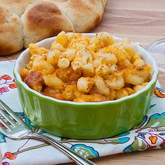 Slow Cooker Mac and Cheese Recipe on Yummly