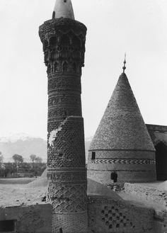 Shrine of Bayazid, Bastam, Semnan province, Iran 1295-1301