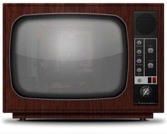 Vintage TV from scratch