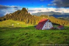"""""""Milady's Rock"""" - Rarau,Carpathian Mountains, Romania"""