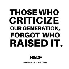 Ever had people criticizing what you are doing? I sure have people like that everyday.  The greatest advantage that I have is that in a way I kind of raised myself since I was 13 years old. Let them criticize that's what they do. Let them the critics do their job.  Follow @hdfmagazine for more awesome posts.  #NetworkMarketing #Marketing #mlm #HomeBusiness #internetmarketing #selfdevelopment #mindset #critics #haters #entrepreneurs