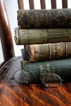 Beautiful ageing spines. Beauty of books goes beyond timeless covers.