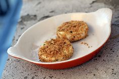 unbaked goat cheese by daveleb, via Flickr