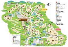 園内マップ   多摩動物公園公式サイト - 東京ズーネット