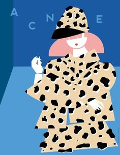 Les petites illustrations fashion de Lauren Rolwing | Konbini France