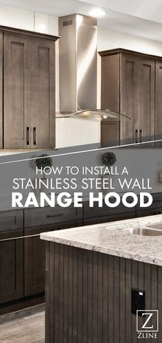 24 Best How To Installation Zline Range Hoods Images In