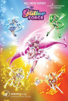 Glitter Force [Castellano ] (20/20)