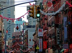 China Town, NYC, great photo by Monica Shulman