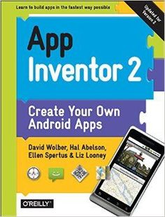 You can create your own apps for Android phones—and it's easy to do. This extraordinary book introduces App Inventor for Android, a powerful visual tool that lets anyone build apps for Android-based devices. Learn the basics of App Inventor.