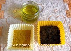 La Regina del Sapone: oleolito di curcuma e mallo di noci