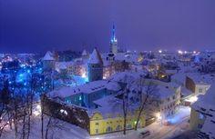 でも、ヨーロッパの中で日本から一番近い、フィンランドの首都・ヘルシンキから、エストニアの首都・タリンまでは、実は高速船で約1時間半。もちろん、ヘルシンキからなら日帰り観光もできます。