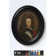 King William III (Portrait miniature)