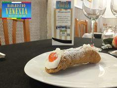 Il vero e tradizionale Cannolo siciliano.