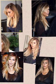 Blonde 2013 Kim Kardashian