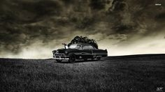 Checkout my tuning #Cadillac #DeVille 1956 at 3DTuning #3dtuning #tuning