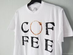 Hey, I found this really awesome Etsy listing at https://www.etsy.com/listing/179040499/coffee-stamp-t-shirt