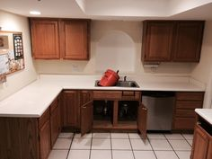 Kitchen 3 - Before #1