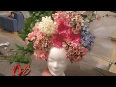 Headdress Tutorial - Kopfschmuck Tutorial DIY - YouTube