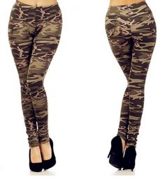 BrytCouture - Desert Storm Military Camouflage Leggings, US$24.99 (http://www.brytcouture.com/desert-storm-military-camouflage-leggings/)