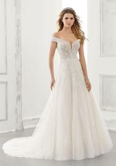Alessandra Wedding Dress